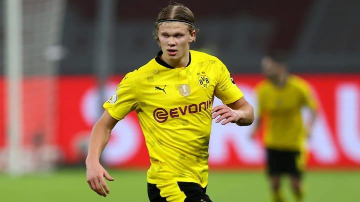 Bayern Munich are keen on Erling Haaland