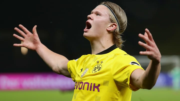 Chelsea are chasing Erling Haaland