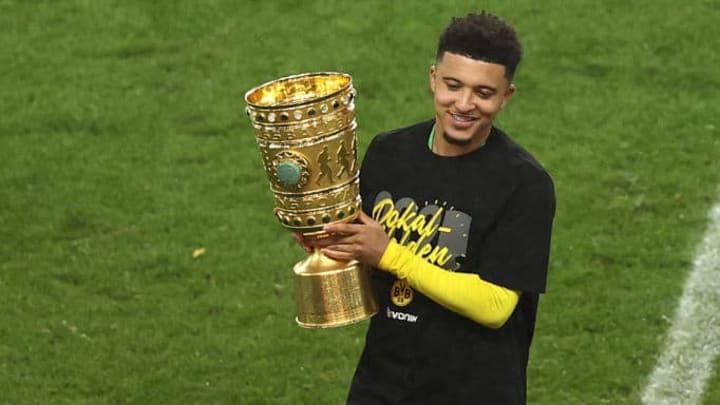 Jadon Sancho devrait quitter le Borussia Dortmund.