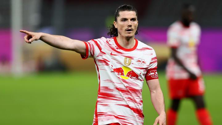 Marcel Sabitzer ist sich mit dem FC Bayern einig