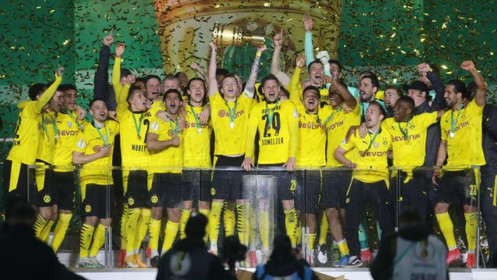 Şampiyon Borussia Dortmund