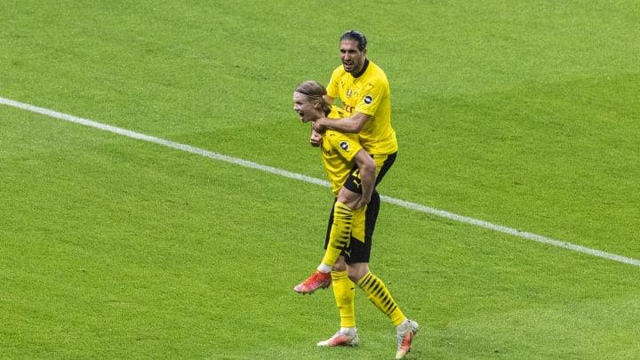 Erling Haaland wird seine letzte Saison beim BVB spielen