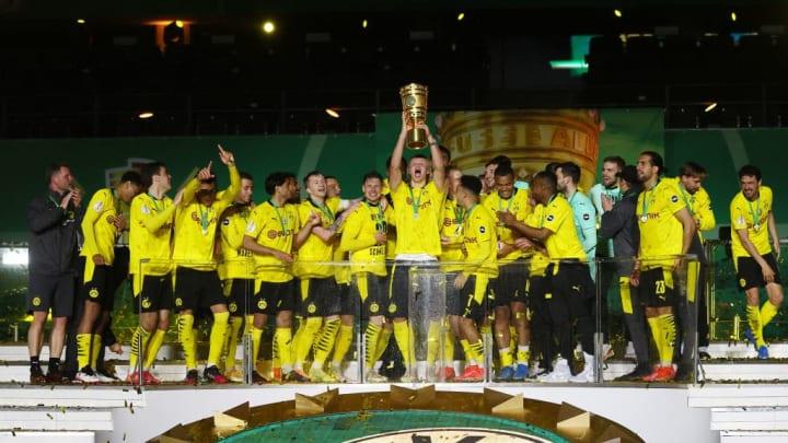 Borussia Dortmund Pokalsieger 2021