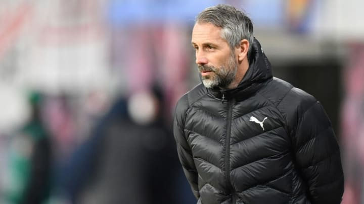 Hat es nicht geschafft, konstante Resultate in der Bundesliga zu liefern: Marco Rose