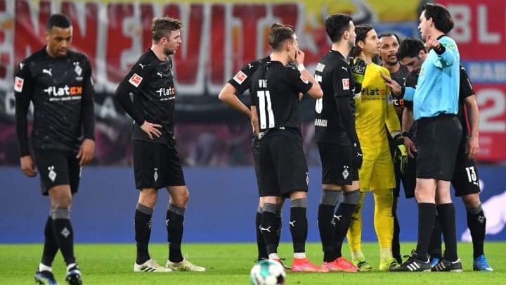 Die Fohlen stellten in Leipzig einen regulären Treffer in der Nachspielzeit infrage - nicht aber ihre Leistung