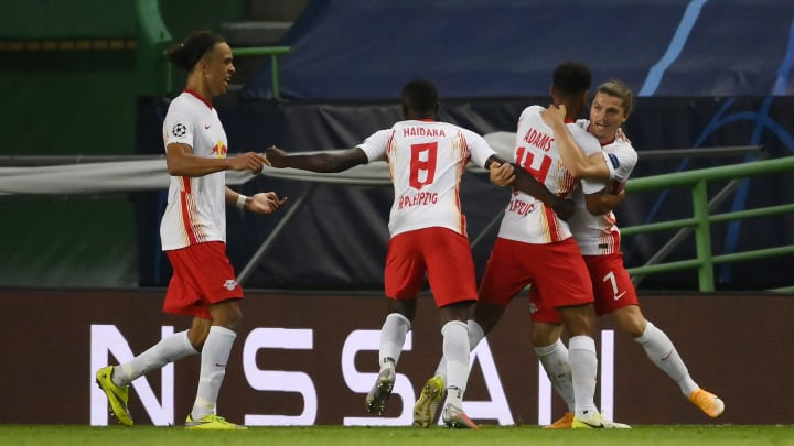 Rb Leipzig 2 1 Atletico Madrid Player Ratings As Die Roten Bullen Reach First Ever Champions League Semi Final