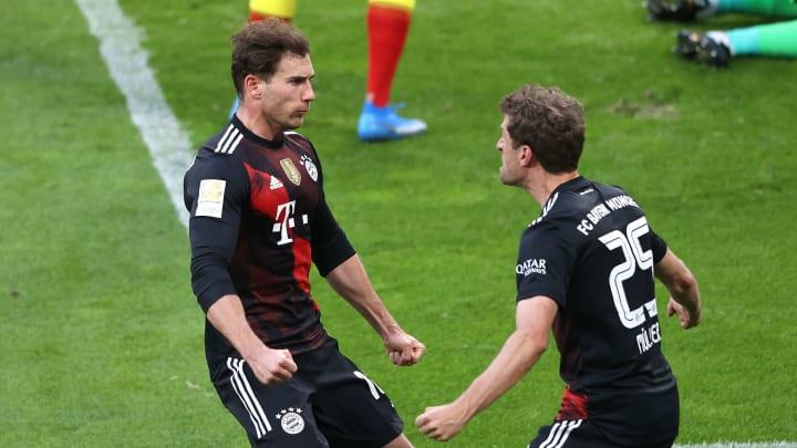 Der FC Bayern steht nach dem 1:0-Erfolg gegen Leipzig vor dem nächsten Meistertitel.