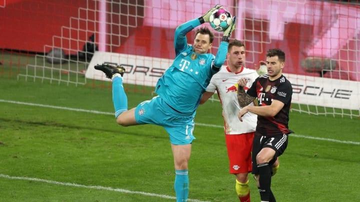 Manuel Neuer, Willi Orban