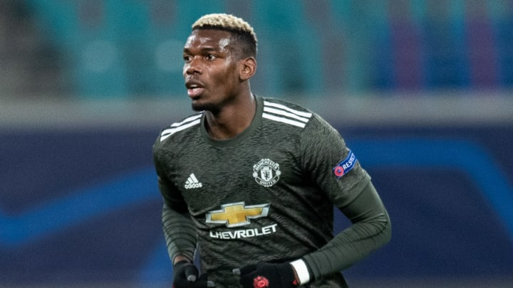 Pogba's Manchester United future is in serious doubt
