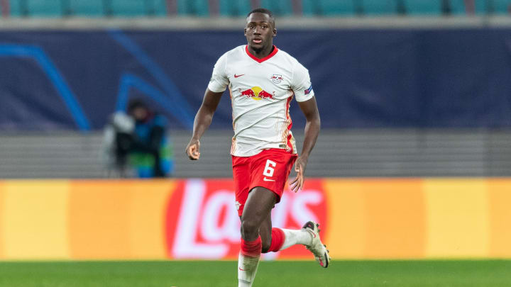 Soll sehr bald nach Liverpool wechseln: Leipzigs Ibrahima Konate
