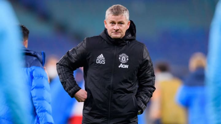 Solskjaer has come to the defence of his superstar