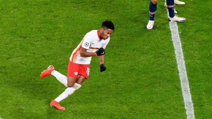 Nkunku netted a cracker against PSG