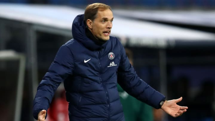 Thomas Tuchel is set to take over from Frank Lampard