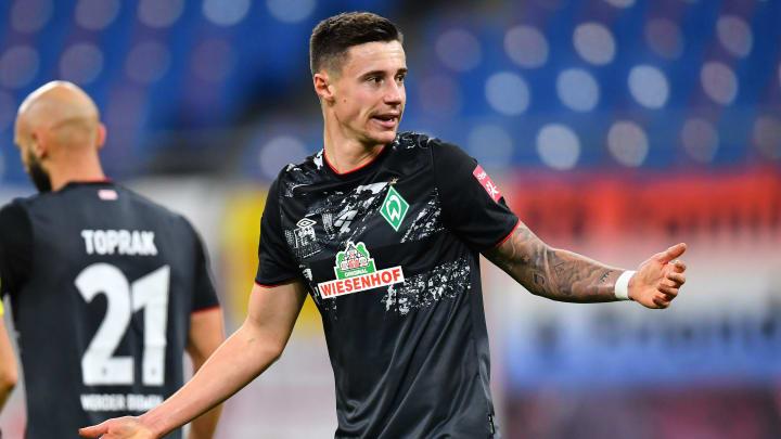 Marco Friedl (22) ist bei Werder Bremen zum absoluten Leistungsträger avanciert