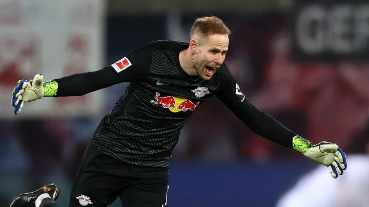 Peter Gulacsi bleibt RB Leipzig treu