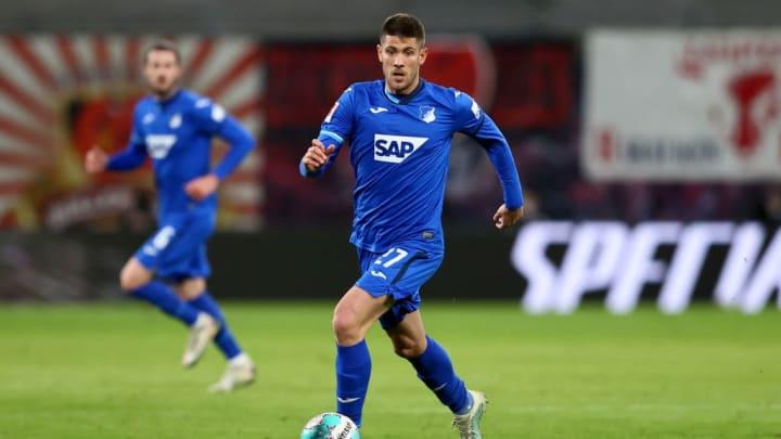Andrej Kramarić traf gegen Gladbach doppelt