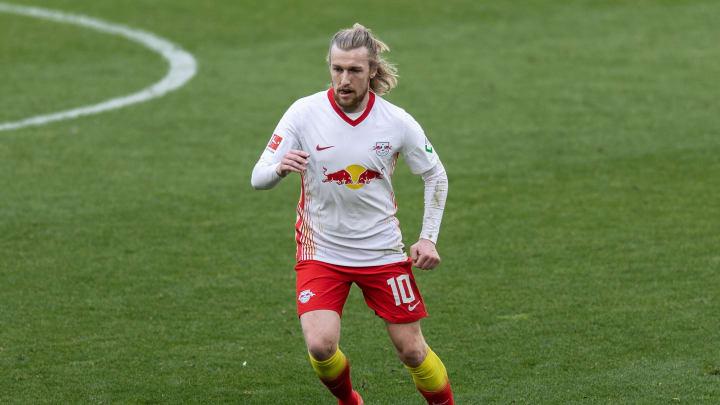 Emil Forsberg bleibt RBL offenbar erhalten