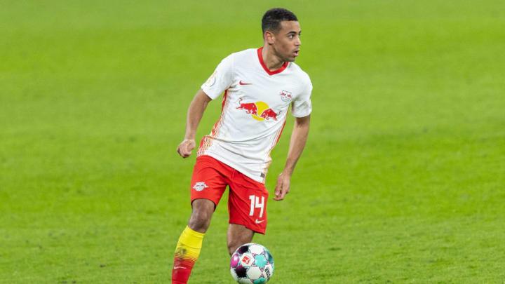 Tyler Adams Seleção Estados Unidos RB Leipzig Bundesliga