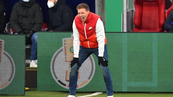 Julian Nagelsmann genießt beim FC Bayern hohes Ansehen