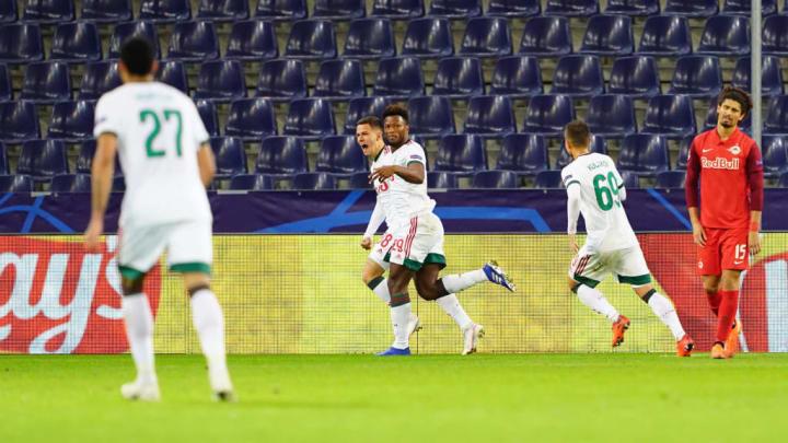RB Salzburg v Lokomotiv Moskva: Group A - UEFA Champions League