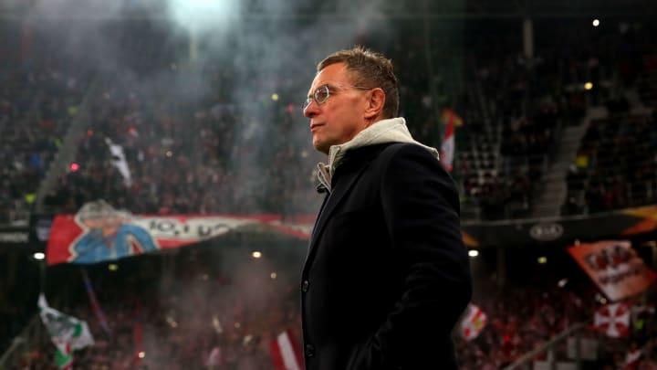 Kehrt Ralf Rangnick in die Bundesliga zurück?