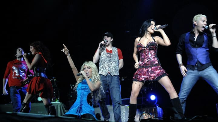 RBD In Concert At American Airlines Arena