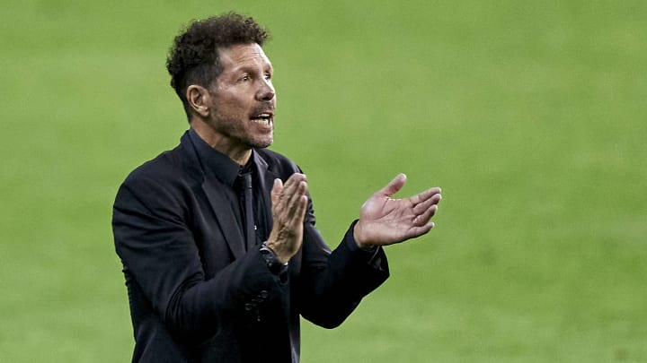 Diego Simeone has overseen a seminal era in Atletico Madrid's history