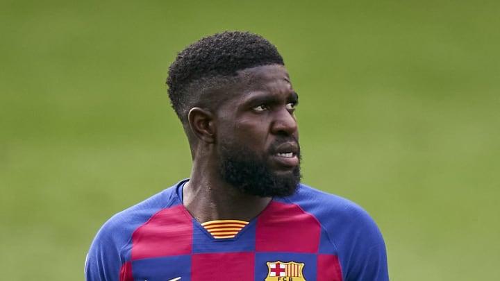 Le défenseur du FC Barcelone peine à retrouver son niveau en Catalogne