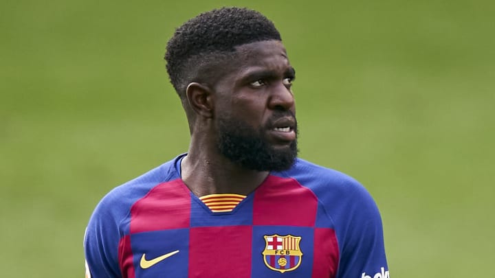 Injury Prone Samuel Umtiti Has Been Sorely Missed at Barcelona This Season