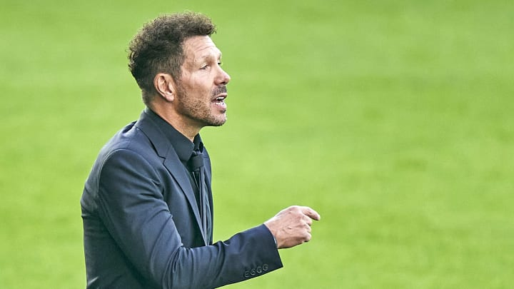 Diego Simeone could extend his stay with Atletico Madrid imminently'