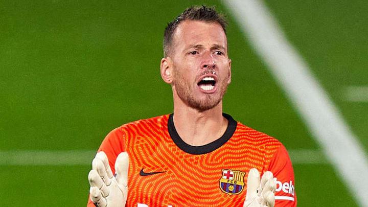 Arsenal aimerait se faire prêter Neto.