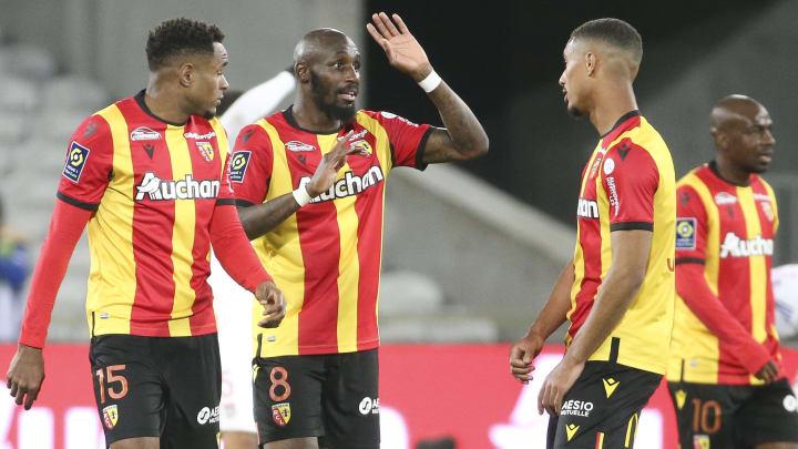 Seko Fofana (au centre) est une des meilleures recrues de Ligue 1.