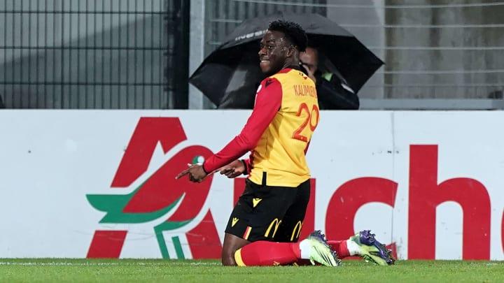 Arnaud Kalimuendo est prêté au RC Lens par le PSG.
