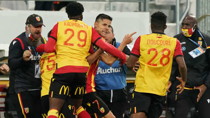 RC Lens v Stade Reims - Ligue 1