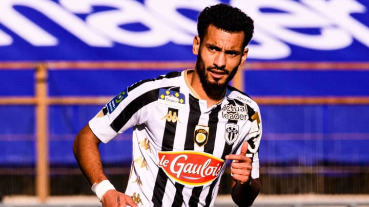 Angelo Fulgini est perçu comme le meilleur joueur d'Angers cette saison.