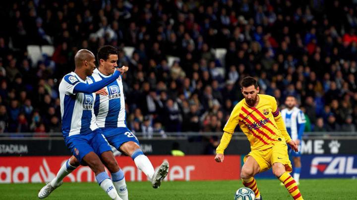 Lionel Messi, Bernardo Espinosa, Naldo