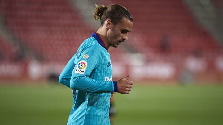 Griezmann has struggled so far at Barça