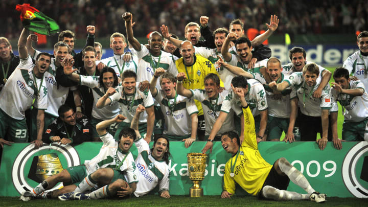 Werder Bremen Pokalsieger 2009