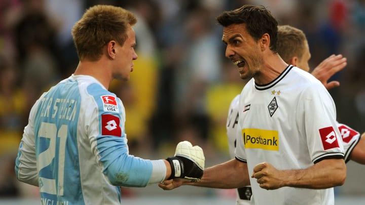Martin Stranzl feierte den Klassenerhalt mit der Borussia