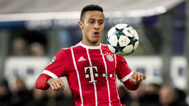 Thiago has been the centre of transfer attention during summer 2020.