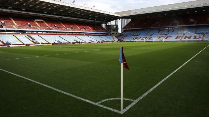 Aston Villa versus Everton has been postponed
