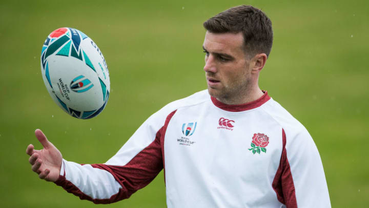 George Ford is an England star