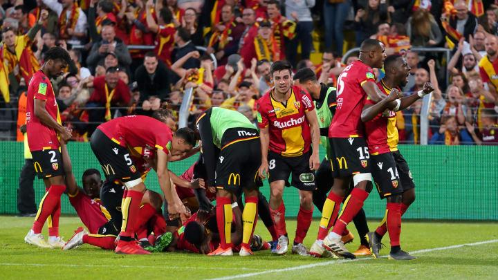 Racing Club de Lens v Dijon Football Côte-d'Or - Barrages Ligue 1