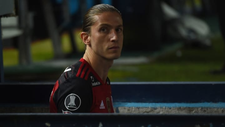 Flamengo Filipe Luís