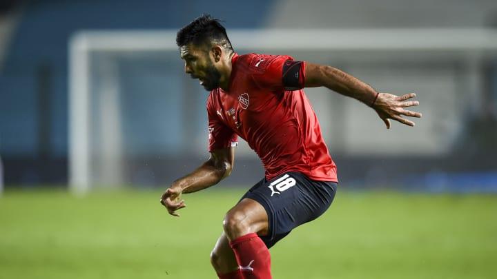 Gol de Silvio Romero