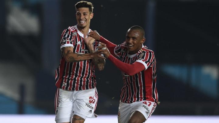 Rigoni e Marquinhos decidiram jogo para o São Paulo