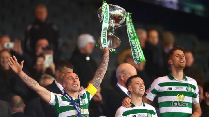 Celtic won the Scottish League Cup last season