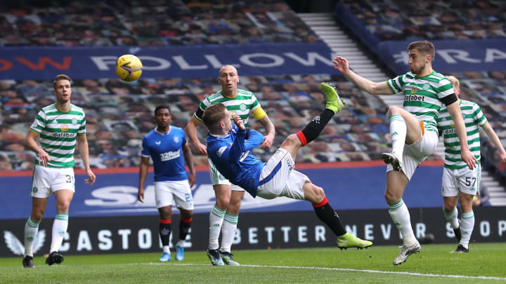 Rangers 2-0 Celtic: Player ratings as Steven Davis stunner sends Gers through