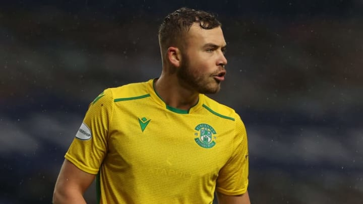 Porteous has been in the squad before but is yet to be capped