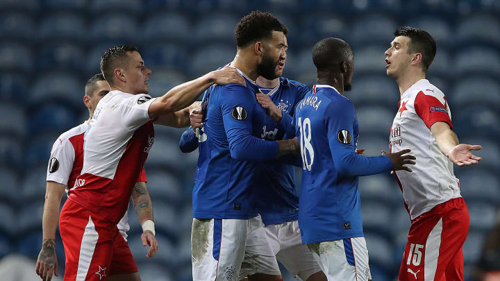 Rangers have responded to the bans issued by UEFA following Ondrej Kudela's racist remark towards Glen Kamara